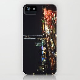 DOWNTOWN L.A. - PHOTOGRAPHY iPhone Case