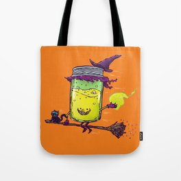 The Witch Jam Tote Bag