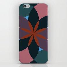 Douche Flower iPhone & iPod Skin