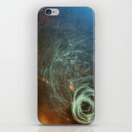 Untanglement - fresh air iPhone Skin