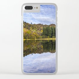 Colours of Autumn. Clear iPhone Case