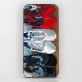 Zapatos de Flamenca iPhone Skin
