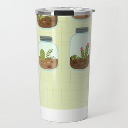Terrariums Travel Mug