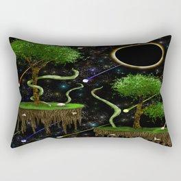 Destructive Habits Rectangular Pillow
