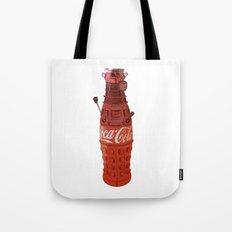 Dalek-Cola Tote Bag