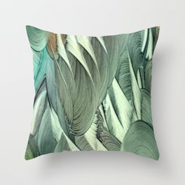 Bahamut Throw Pillow