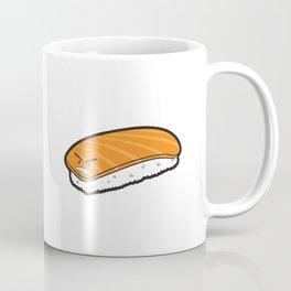 Angry Sushi Coffee Mug