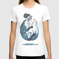fierce T-shirts featuring Fierce by Carlos Anguis