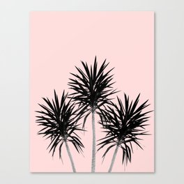 Palm Trees - Cali Summer Vibes #3 #decor #art #society6 Canvas Print