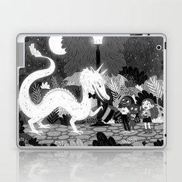 Meeting The Dragon Laptop & iPad Skin
