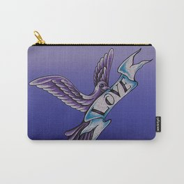 The Dove Of Love Carry-All Pouch