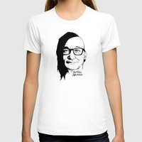 bill murray T-shirts featuring Skrill Murray by Ludwig Van Bacon