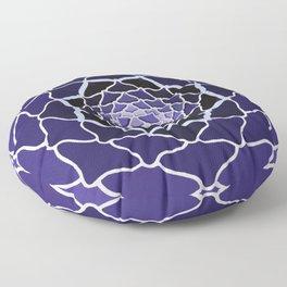 Sacred Lotus Floor Pillow