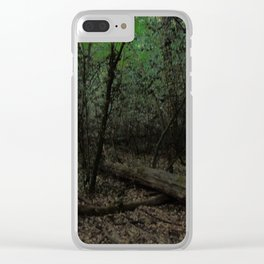 Bosco Clear iPhone Case