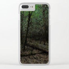 Bosco Clear iPhone Case