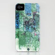 Communication iPhone (4, 4s) Slim Case