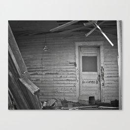 Derelict Dwelling 3 Canvas Print