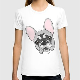 Jersey the French Bulldog T-shirt