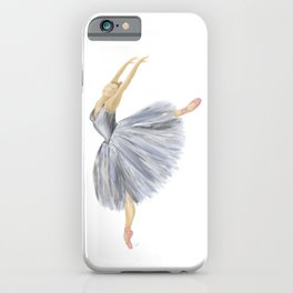 Giselle Ballerina iPhone Case