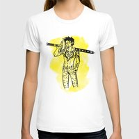 law T-shirts featuring Trafalgar Law by Sammerdoodle Designs