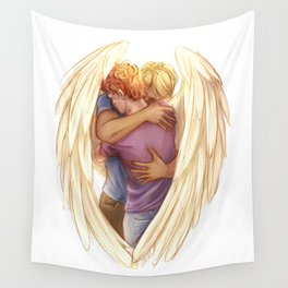 Hug Wall Tapestry