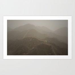 Into Thin Air Art Print