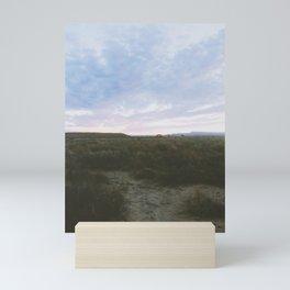 Of The Beaten Track In New Mexico Mini Art Print