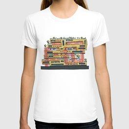 Urban Nature Building Architectural Illustration 62 T-shirt
