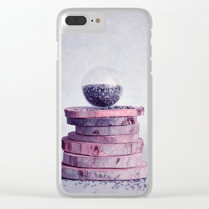Chia I Clear iPhone Case