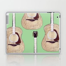 Acoustic Guitar Laptop & iPad Skin