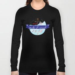 Make It Count Long Sleeve T-shirt