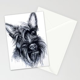 Terriers Rock Stationery Cards