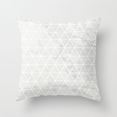 TriangUlina Throw Pillow