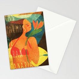 Las Palmas de Gran Canaria Stationery Cards
