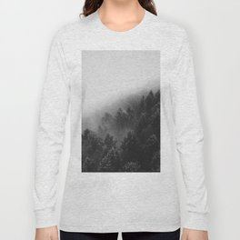 Misty Forest II Long Sleeve T-shirt