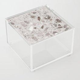 Terrazzo Acrylic Box