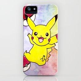 I CHOOSE YOU! iPhone Case