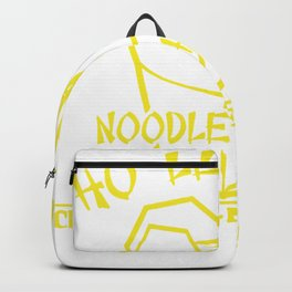 Ho Lee Chit Noodle House Backpack