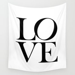 Love Print, Printable Wall Art, Bedroom Print, Home Decor Print, Quote Print, Minimalist Valentines Day Gift Prints Poster Wall Tapestry