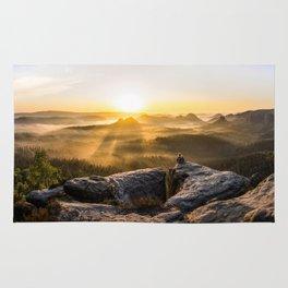 Sunrise Vibes Rug