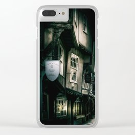 Shambles Magic Clear iPhone Case