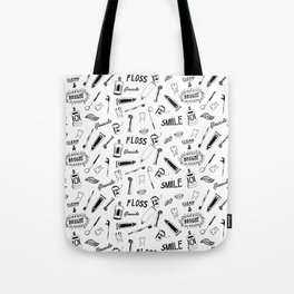Remember to Floss Tote Bag
