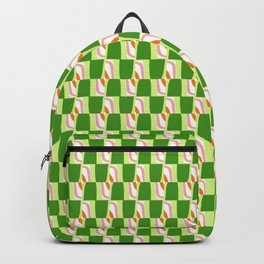 Green and Groovy Backpack