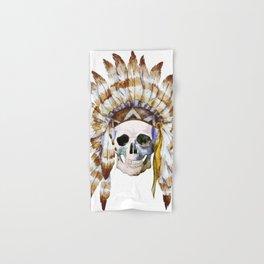 Skull 01 Hand & Bath Towel