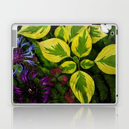 Welcome To The Jungle Laptop & iPad Skin