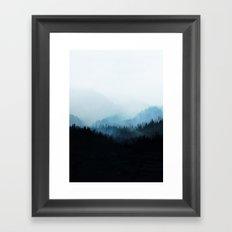 Woods 5Y Framed Art Print