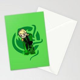 Green Lloyd Stationery Cards