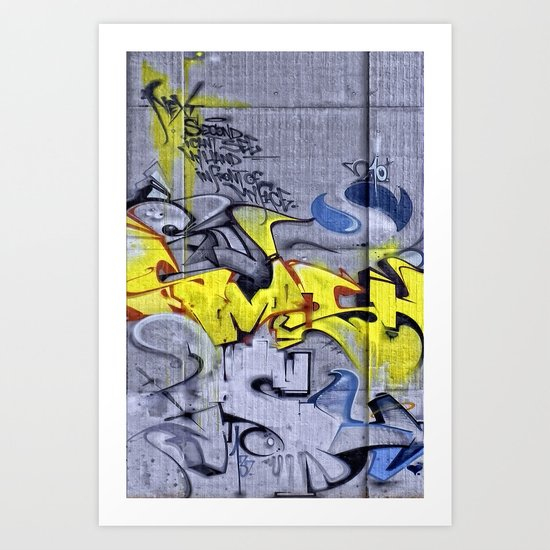 Wall-Art 001 Art Print