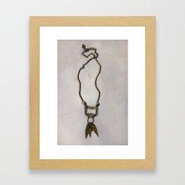 Inheritance Framed Art Print