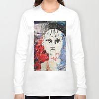les mis Long Sleeve T-shirts featuring LES MISERABLES by JANUARY FROST